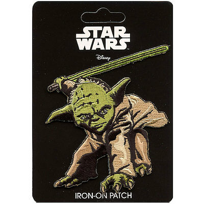 Star Wars Yoda Iron-On Patch