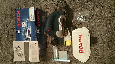 BOSCH  GHO 15-82 PROFESSIONAL 110v PLANER BNIB FREE UK DELIVERY
