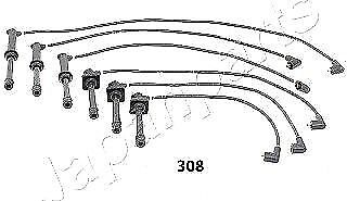 JAPANPARTS * FREE SHIPPING Ignition Leads Cable Kit  IC-308