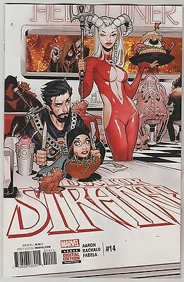 Marvel Comics Doctor Strange #14 January 2017 1St Print Nm