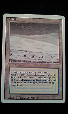 1 X Tundra Tierra Doble Magic Revised Muy Buen Estado Ver Fotos Reales