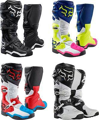 2017 Fox Racing Comp 8 Boots - MX ATV Motocross Off-Road Dirt Bike Mens