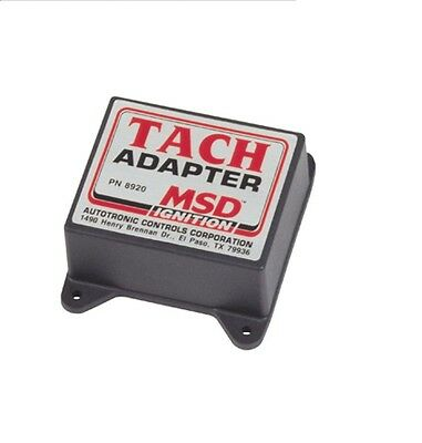 * MSD8920 MSD Magnetic Pickup Tach Adapter