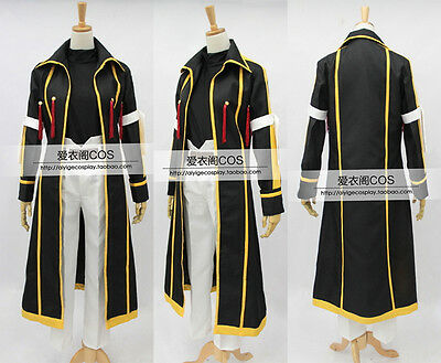 Fairy Tail Jellal Fernandes Gerard Cosplay Costume Ver.Yellow Any Size
