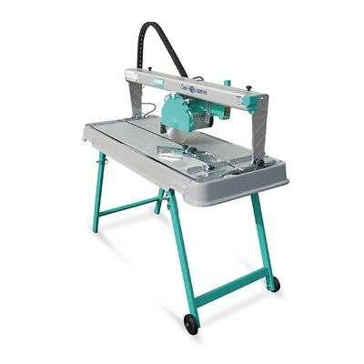 Tile Stone Wet Saw | 1500mm Imer Combi 250 | INCLUDES Side Table+Laser+Blade!