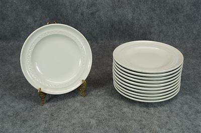"Shenango China Restaurant Style 7"" Lunch Plate Pattern U-35 C. 1970'S Set Of 11"