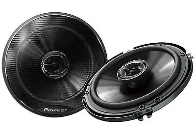 Pioneer Ts-G1645R 250W 2-Way Speakers Pair Suit 6 Inch Or 6.5 Inch Car Speakers