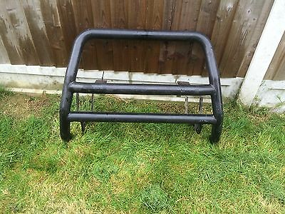 Land Rover Discovery 1 Bull Nudge Bar Front Bumper A-bar
