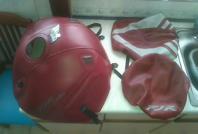 Yamaha fjr1300 NEW bagster tank cover with seat covers 2001-05