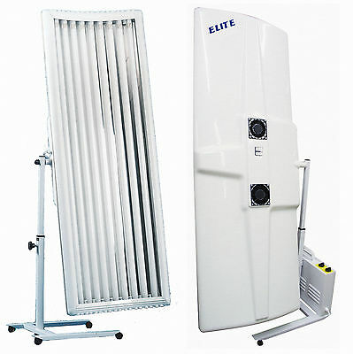 Elite Canopy 125W Sunbed