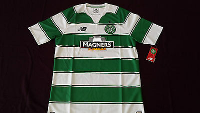 Celtic Glasgow Trikot Home 15/16 New Balance Größe L -NEU-