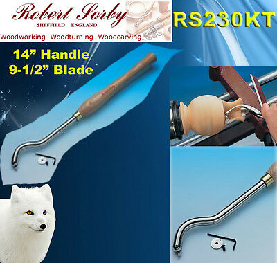 Woodturning Robert Sorby RS230KT Hollowing Tool