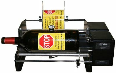 Dispens-a-Matic BM10 10in Bottle-Matic Labeler/Applicator Professional Business