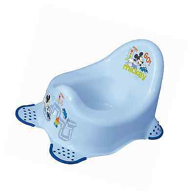 Disney Baby Mickey Mouse Steady Potty with Non Slip Feet
