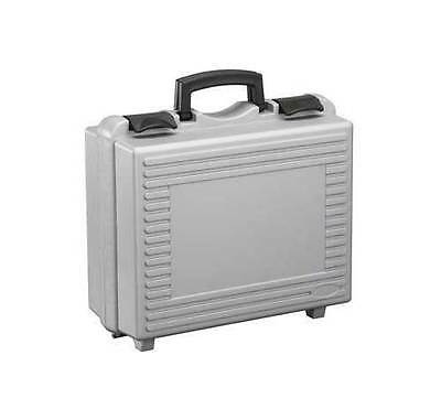 Large Plastic Carry Case Briefcase Tool Box 170/34H160