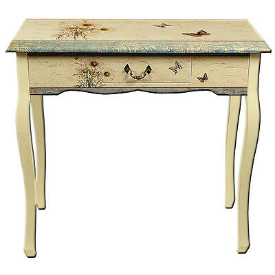 """Summer Meadow"" - Home Decor - Console Table"
