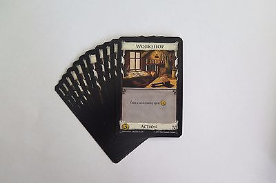 Dominion Replacement Workshop Card x 11