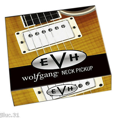 NEW micro Wolfgang EVH neck chrome 022-2139-002 for guitar