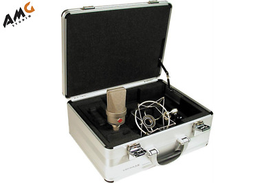 Neumann TLM103 Anniversary Package Microphone With Condenser TLM 103 Nickel