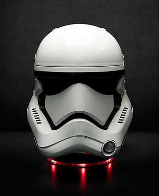 Star Wars Storm Trooper Life Size Bluetooth Helmet Speaker 1:1 Scale Mp3 Player