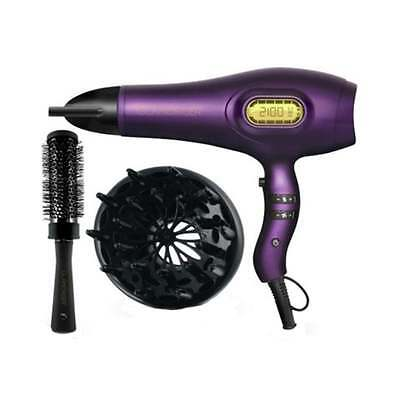 Glamoriser Salon Results 2100W Digital Hair Dryer for Her, New Women's Hairdryer