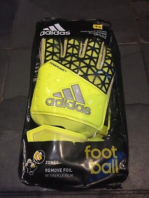 Brand New Adidas Predator zones fingersave allround Size 9.5