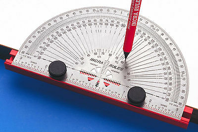 Incra 160mm Precision Marking Protractor 707522