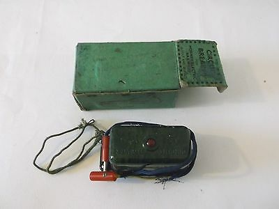 Boxed Original Hornby Circuit Breaker for 6v and 20v electric railway items