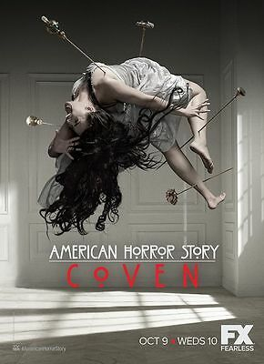 """Set Of 20 American Horror Story TV Series Posters 6"""" x 4"""" Photo Prints"""