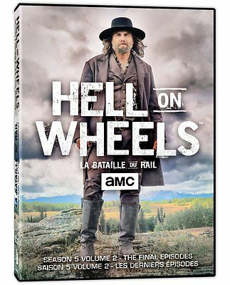 Hell on Wheels: Season 5  Volume 2  The Final Episodes