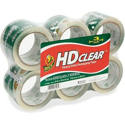 Shurtech 307352 HD Clear Packaging Tape