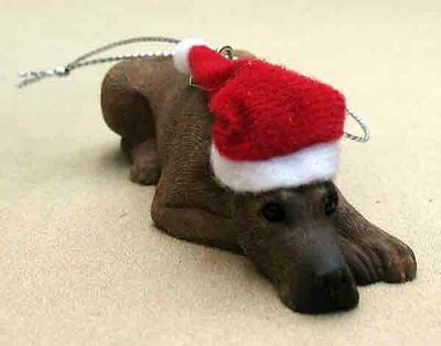 Sandicast Great Dane, Fawn Color, Lying Down Ornament  Item Xso05601