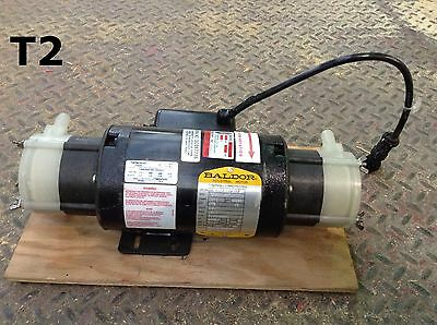 March 831-0001-06 Dual End Magnetic Drive Pump .13HP 3000-2500RPM