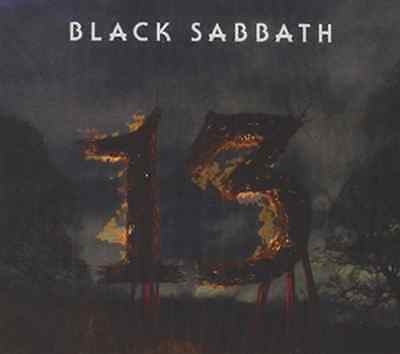 BLACK SABBATH-13 [Best Buy Deluxe Edition]  CD NUEVO