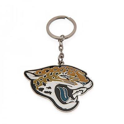Official Licensed NFL Product Jacksonville Jaguars Keyring Key Ring Chain Gift
