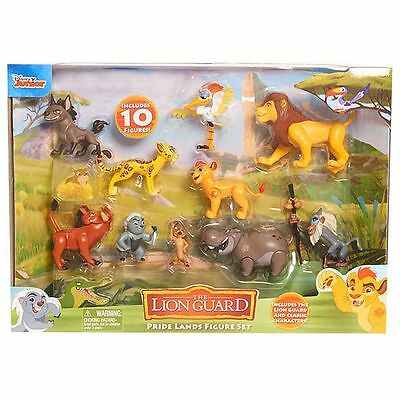 NEW Lion Guard Deluxe Figure Pack