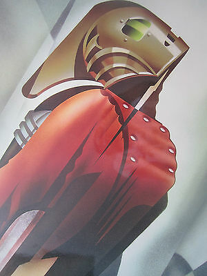 Movie Poster:  ROCKETEER (1991) Original American One Sheet Advance Style