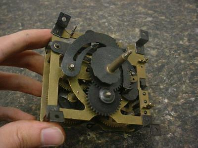 German-Made Regula 25/82 A. Schneider Sohne Brass Cuckoo Clock Movement E057b