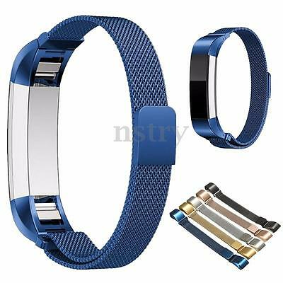 Stainless Steel Watch Band Wrist Strap Bracelet For Fitbit Alta Replacement