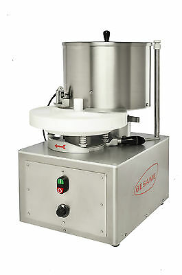 Hamburger Hamburgerformer 130mm Hamburgerportionierer Portioniermaschine NEU