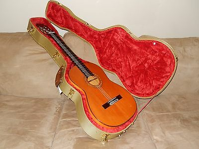 Made In 1977 By Hiroshi Tamura Super Powerful Flamenco Concert Guitar Class 100
