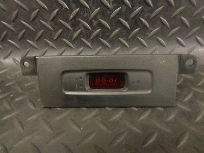 2003 Suzuki Wagon R 1.3 Gl 5Dr Interior Digital Clock 34600-83E0