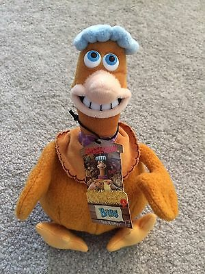 "Chicken Run Soft Toy ""Babs"" Aka The Knitter"