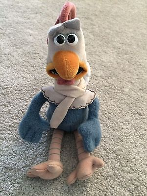 "Chicken Run Soft Toy ""Fowler"" Collectible"