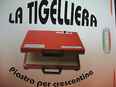 TIGELLIERA ELETTRICA  PER TIGELLE  1200W made in italy