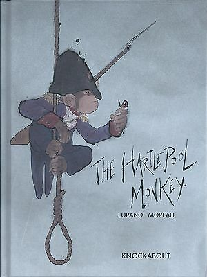 HARTLEPOOL MONKEY (THE) by Lupano and Moreau