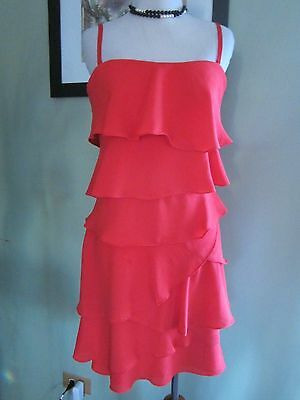 f7651c12 BCBG MAX AZRIA Ginger Strapless Woven Silk Dress, NWT, Size Small ...