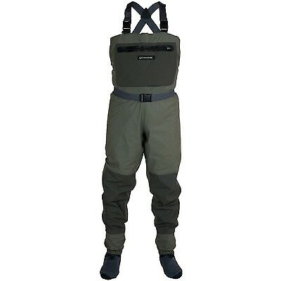 Compass 360 Deadfall Breathable STFT Chest Wader-Size SM 2111125-SM