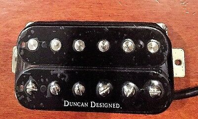 humbucker DUNCAN DESIGNED HB103B bridge - pour guitare Gibson, Fender