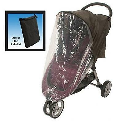 Comfy Baby! Universal Stroller Weather Shield - Fits all Full Size & Jogging Str